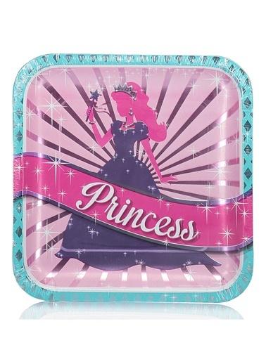Prenses Partisi 8 li Büyük Tabak-Monster High